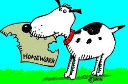 i do my homework - Spanish translation Linguee