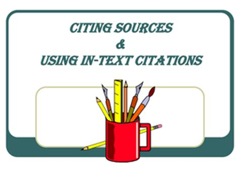 Quoting, Paraphrasing, and Summarizing Purdue Writing Lab